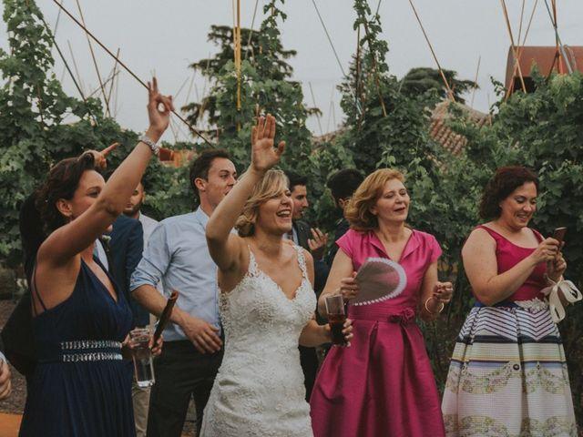 La boda de Alberto y Ana Belén en Ballesteros De Calatrava, Ciudad Real 83