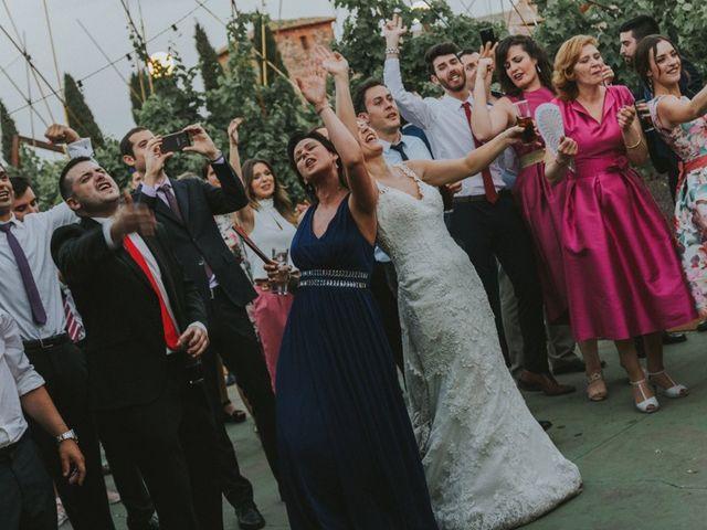 La boda de Alberto y Ana Belén en Ballesteros De Calatrava, Ciudad Real 84