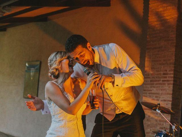 La boda de Alberto y Ana Belén en Ballesteros De Calatrava, Ciudad Real 85
