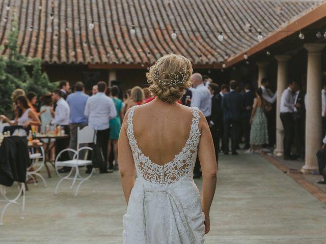 La boda de Alberto y Ana Belén en Ballesteros De Calatrava, Ciudad Real 87
