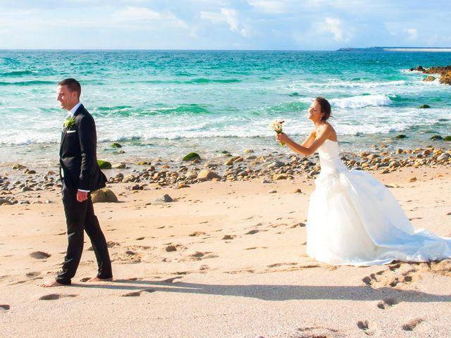 La boda de Nacho y Iria en A Coruña, A Coruña 15