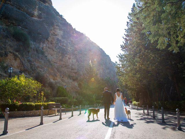 La boda de Domingo y Sara en Campillo De Altobuey, Cuenca 41