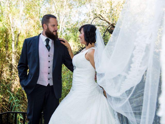 La boda de Domingo y Sara en Campillo De Altobuey, Cuenca 45