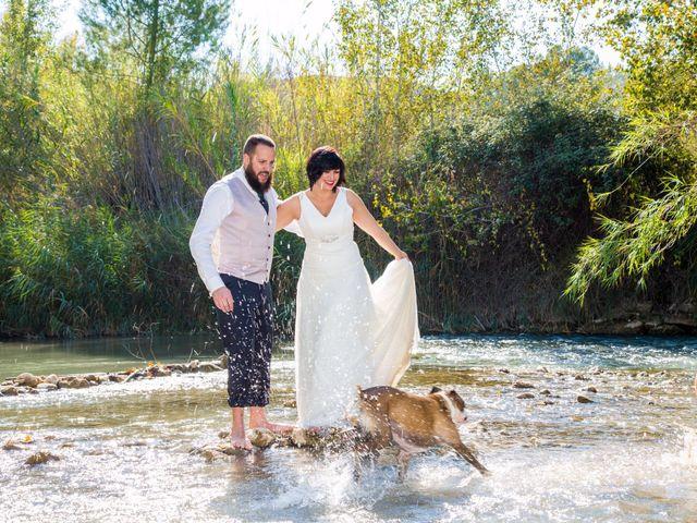 La boda de Domingo y Sara en Campillo De Altobuey, Cuenca 48