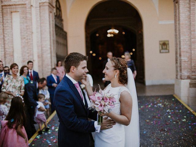 La boda de Sergio  y Ana en Málaga, Málaga 2