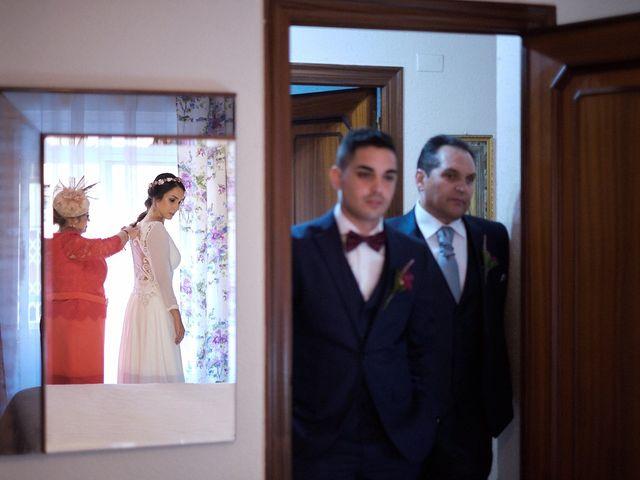 La boda de David y Lorena en El Puig, Valencia 15