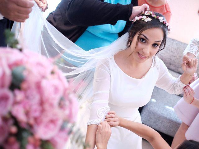 La boda de David y Lorena en El Puig, Valencia 17