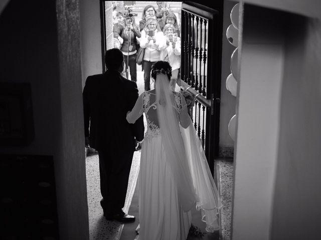 La boda de David y Lorena en El Puig, Valencia 20