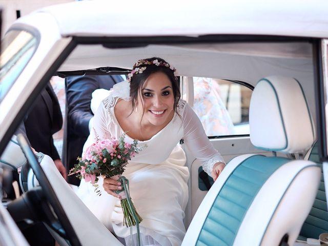 La boda de David y Lorena en El Puig, Valencia 21