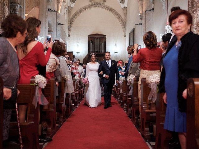 La boda de David y Lorena en El Puig, Valencia 23
