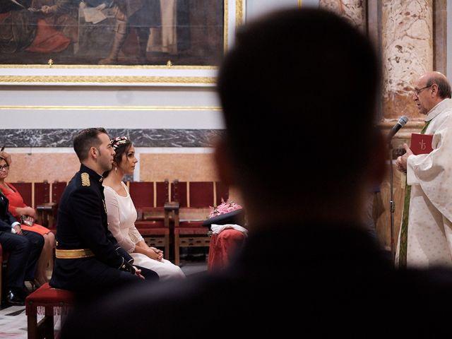 La boda de David y Lorena en El Puig, Valencia 25