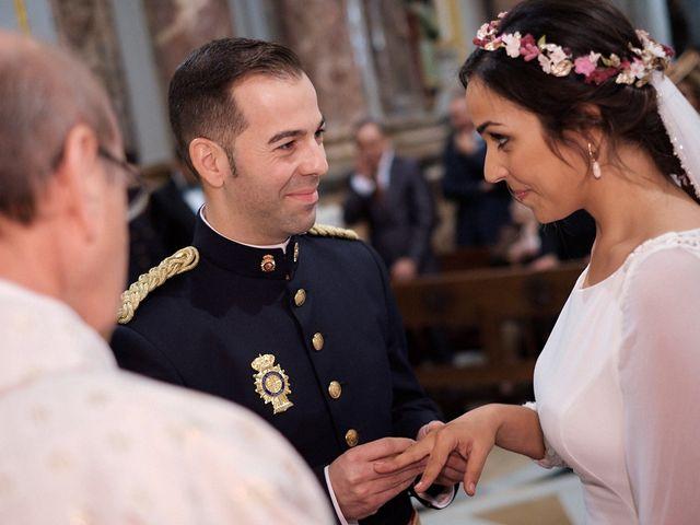 La boda de David y Lorena en El Puig, Valencia 27