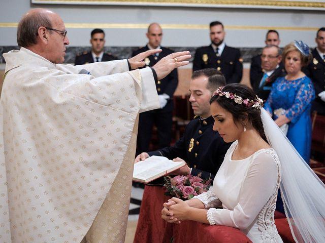 La boda de David y Lorena en El Puig, Valencia 32