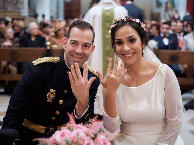 La boda de David y Lorena en El Puig, Valencia 34