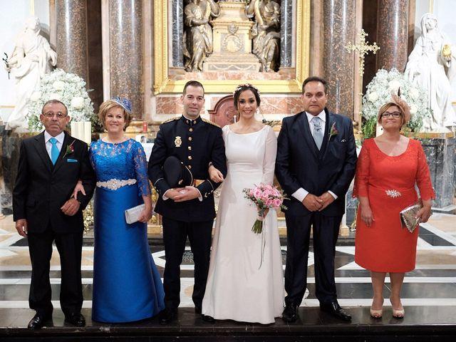 La boda de David y Lorena en El Puig, Valencia 37