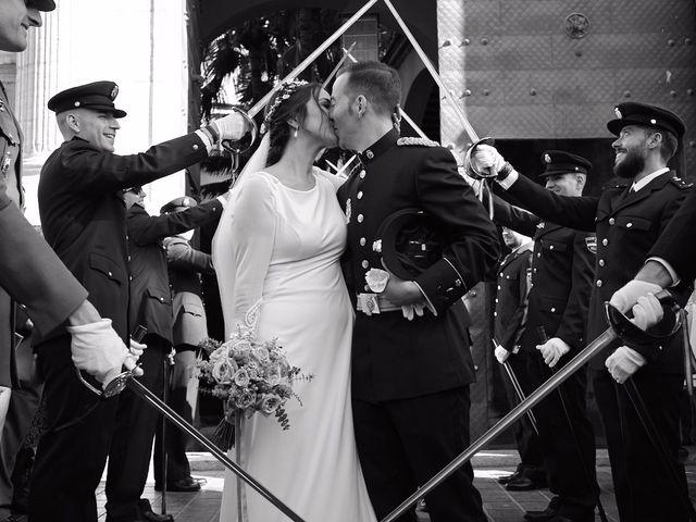 La boda de David y Lorena en El Puig, Valencia 39