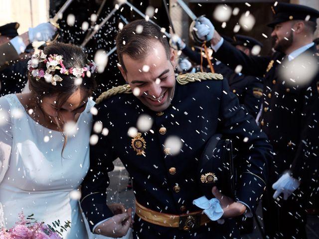 La boda de David y Lorena en El Puig, Valencia 40