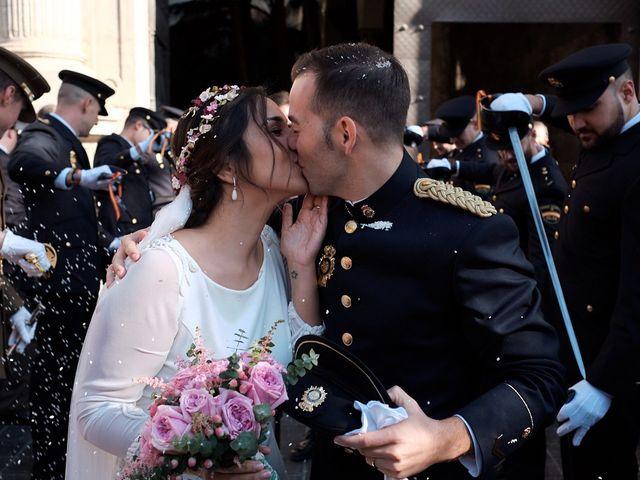 La boda de David y Lorena en El Puig, Valencia 41