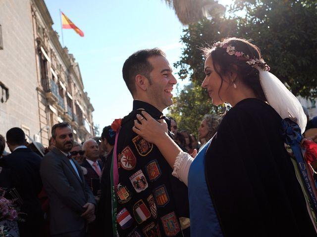 La boda de David y Lorena en El Puig, Valencia 43
