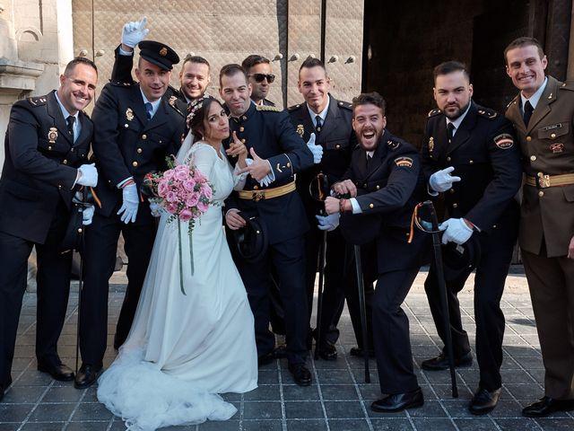 La boda de David y Lorena en El Puig, Valencia 46