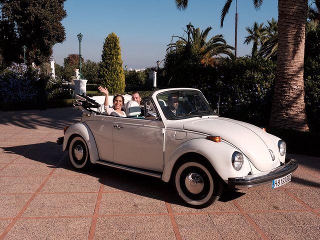 La boda de David y Lorena en El Puig, Valencia 56