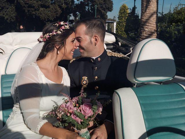 La boda de David y Lorena en El Puig, Valencia 57