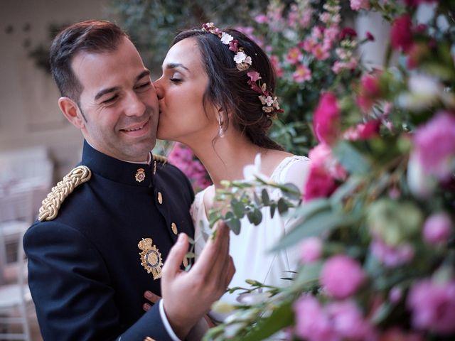 La boda de David y Lorena en El Puig, Valencia 60