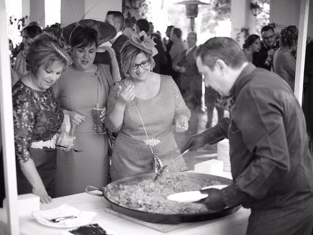 La boda de David y Lorena en El Puig, Valencia 62