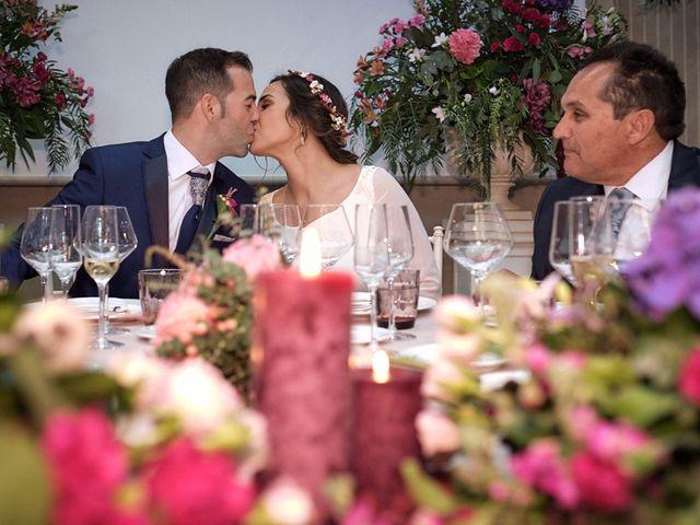La boda de David y Lorena en El Puig, Valencia 72