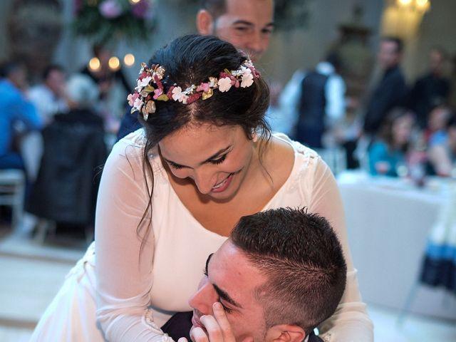 La boda de David y Lorena en El Puig, Valencia 79