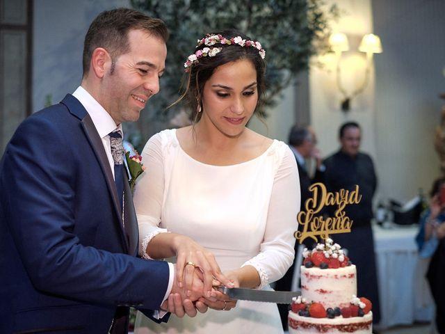 La boda de David y Lorena en El Puig, Valencia 81