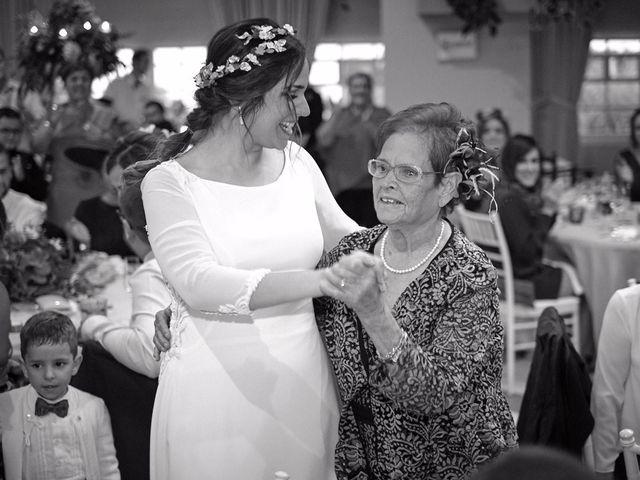 La boda de David y Lorena en El Puig, Valencia 82