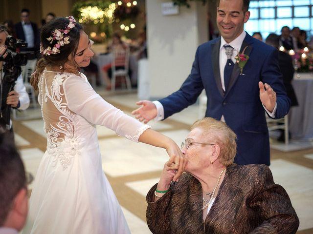 La boda de David y Lorena en El Puig, Valencia 84