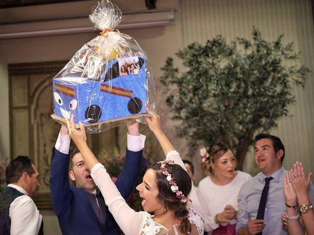La boda de David y Lorena en El Puig, Valencia 85