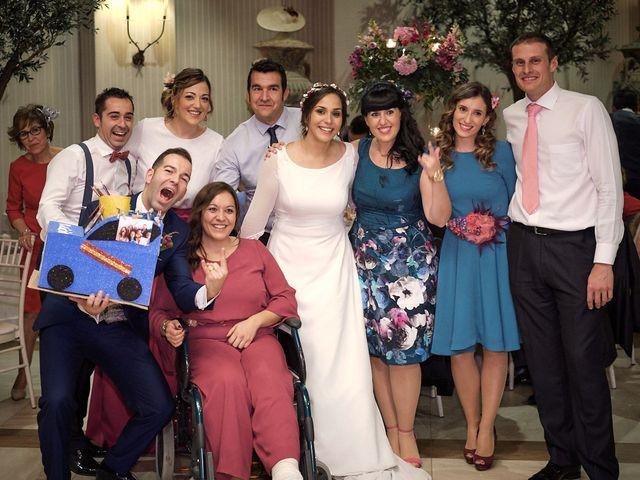 La boda de David y Lorena en El Puig, Valencia 86