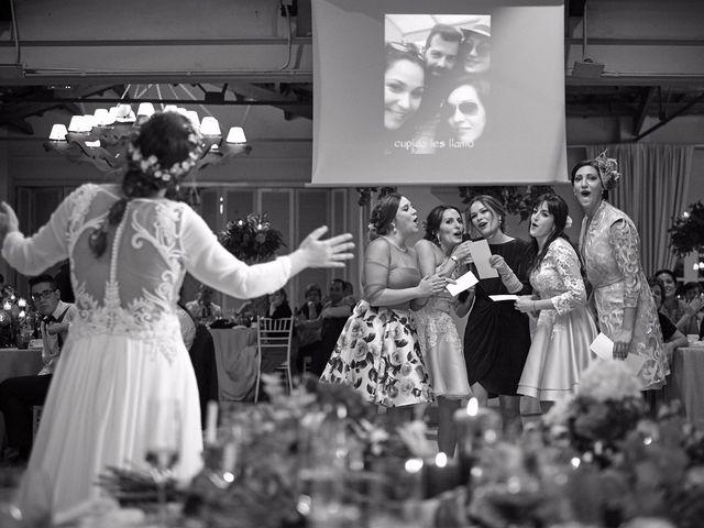 La boda de David y Lorena en El Puig, Valencia 87