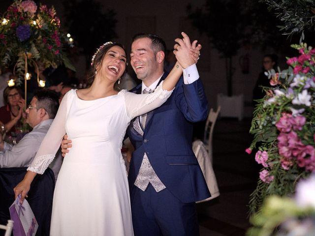 La boda de David y Lorena en El Puig, Valencia 88
