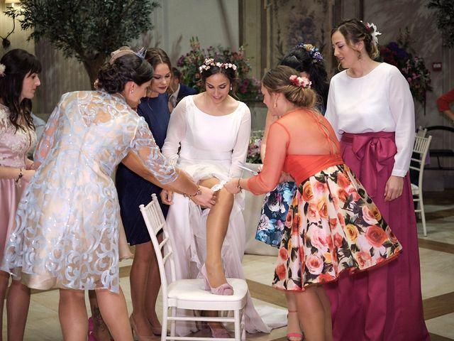 La boda de David y Lorena en El Puig, Valencia 89