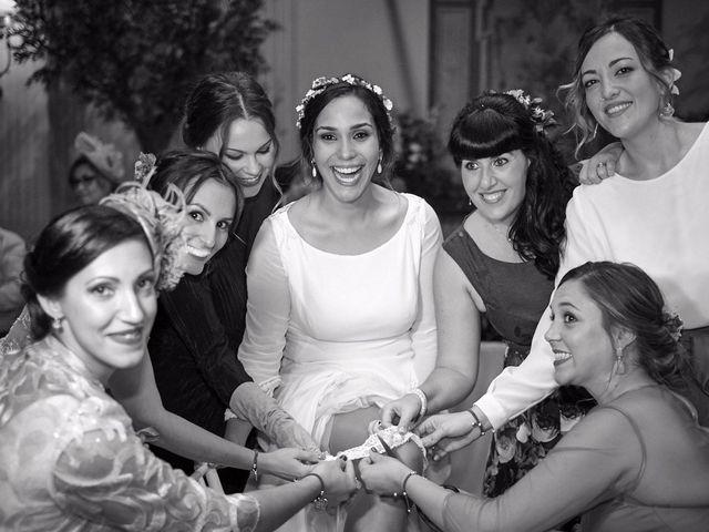 La boda de David y Lorena en El Puig, Valencia 90