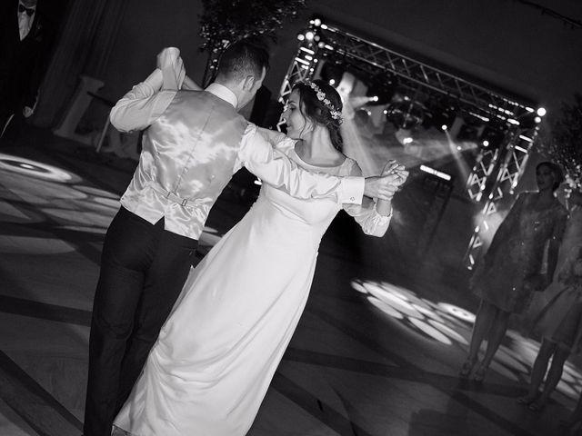 La boda de David y Lorena en El Puig, Valencia 95