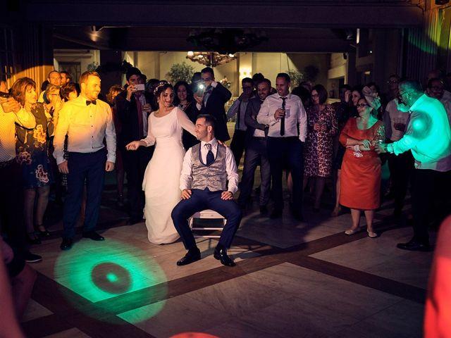 La boda de David y Lorena en El Puig, Valencia 105
