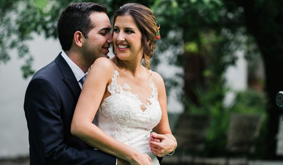 La boda de Juanjo y Maria en Arbuniel, Jaén