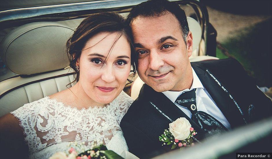 La boda de Antonio y Laura en Olias Del Rey, Toledo