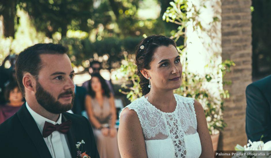 La boda de Tom y Nerea en Aracena, Huelva