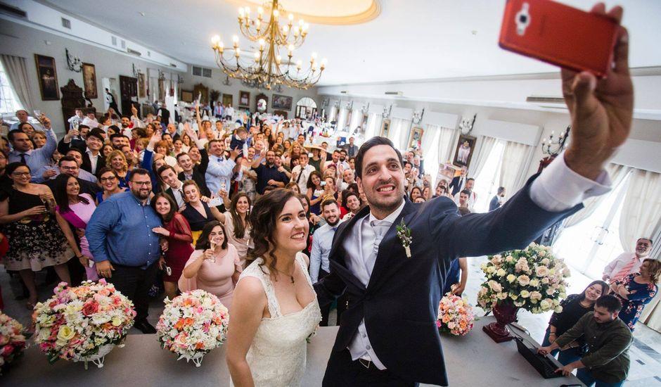 La boda de José Carlos y Alicia en Espartinas, Sevilla