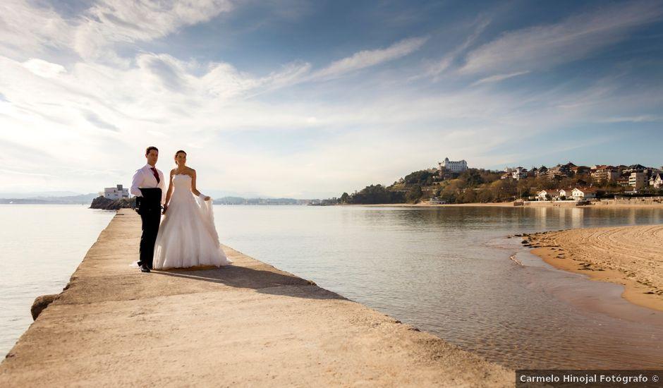 La boda de Dany y Bea en Isla, Cantabria