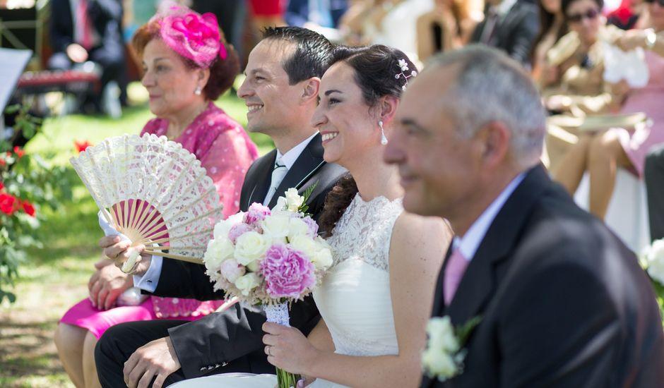 La boda de Jesús  y Lorena en Bollullos Par Del Condado, Huelva