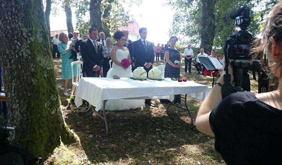La boda de Enrique  y Susana  en Ferreira De Panton (Sta Maria), Lugo