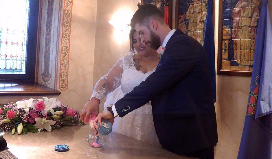 La boda de David  y Estrella  en Soto Del Barco, Asturias