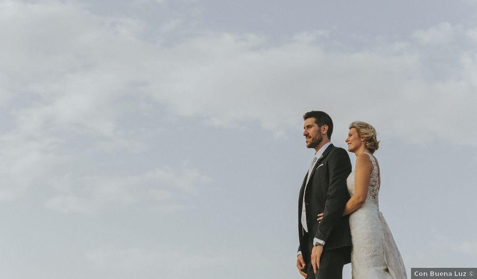 La boda de Alberto y Ana Belén en Ballesteros De Calatrava, Ciudad Real